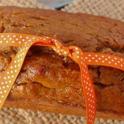 Pumpkin loaf image