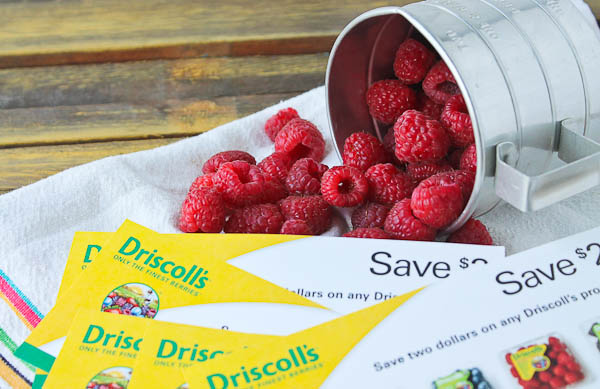 Raspberry coupons