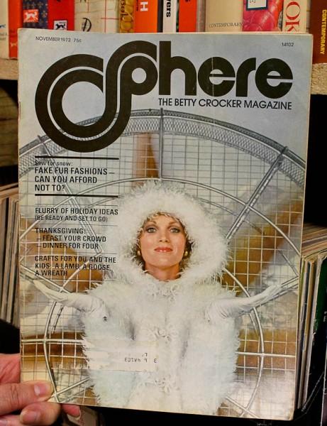 Sphere November 1972 cover