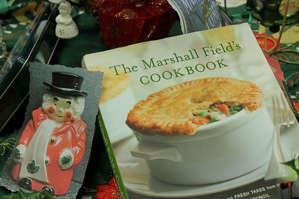 Advent tea Field's cookbook