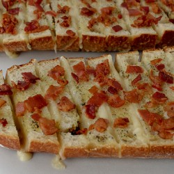 Cheese Bacon Loaves image