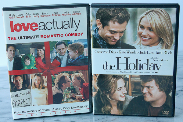 Holiday and Love Actually covers