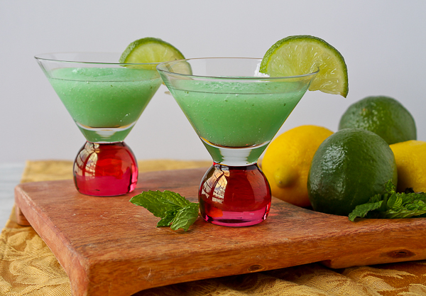 Mexico tequila drinks on wooden board