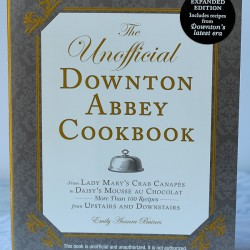 Downton Abbey image cookbook
