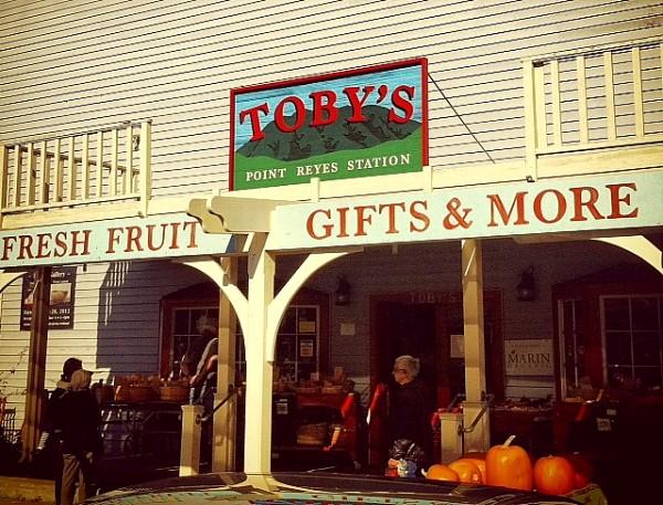 Point Reyes Toby's Market
