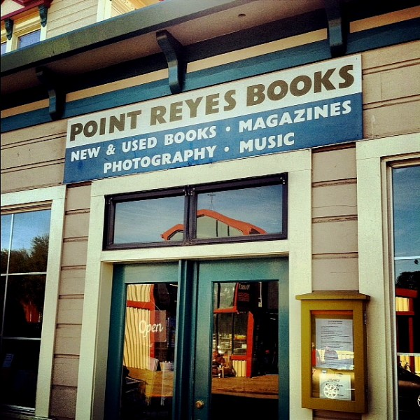 Point Reyes bookstore