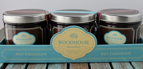 Woodhouse trio front