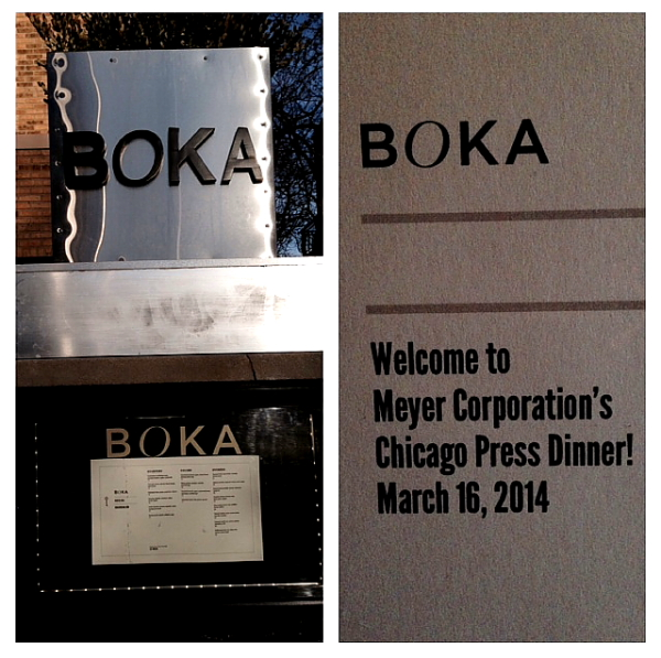 Home Show 2014 Boka and sponsor signs