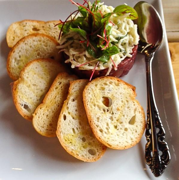 Trace tuna