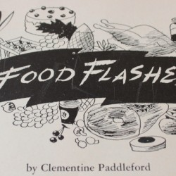 Clem Food Flashes title