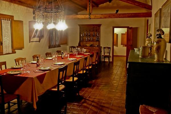 Butera dining room empty