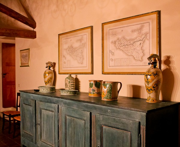Butera dining side cabinet