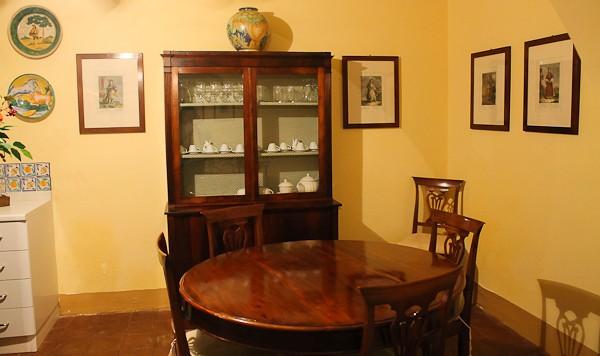 Butera small kitchen table