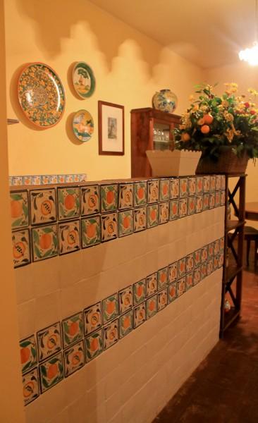 Butera small kitchen wall tiles