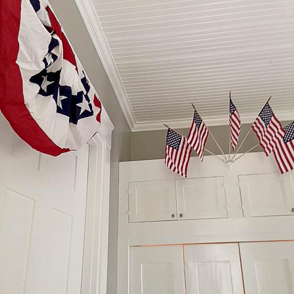 MS kitchen ceiling