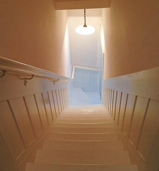 MS stairway