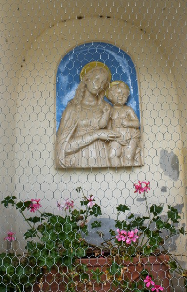 Tuscany Mary