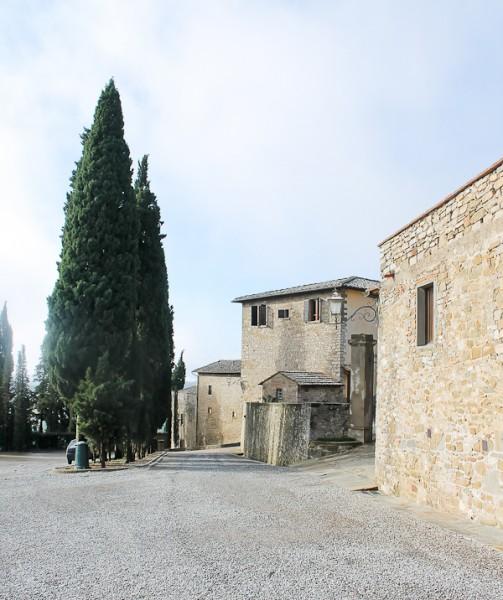 Tuscany exterior 2