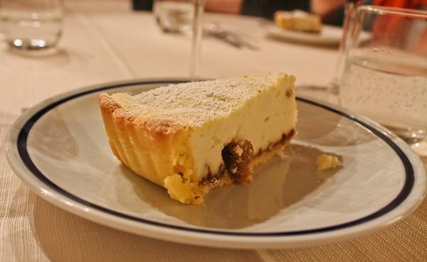 Tuscany pie