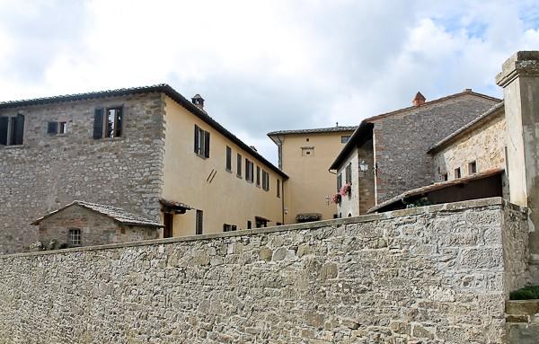 Tuscany residences