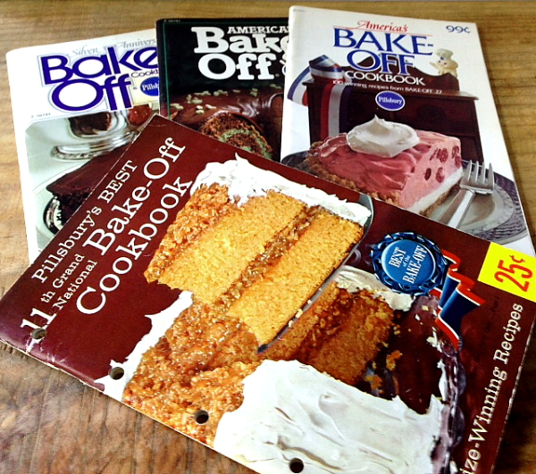 Volo Bake Off books
