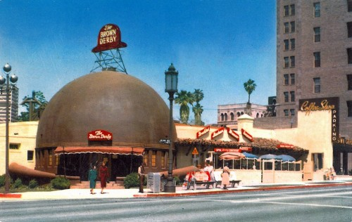 Brown Derby restaurant