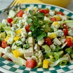 Cobb Salad tossed
