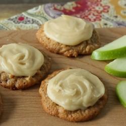 Apple cookies image