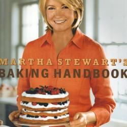 Martha baking