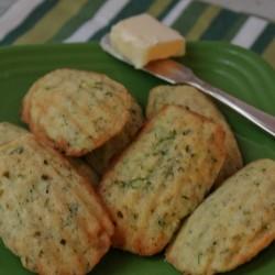 Zucchini Madeleine image