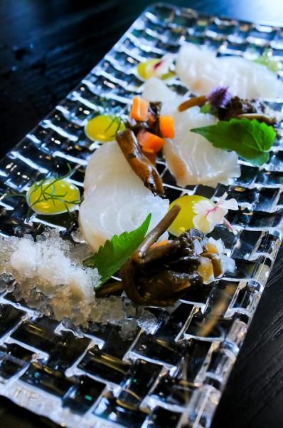 Arctic Blvd fish appetizer
