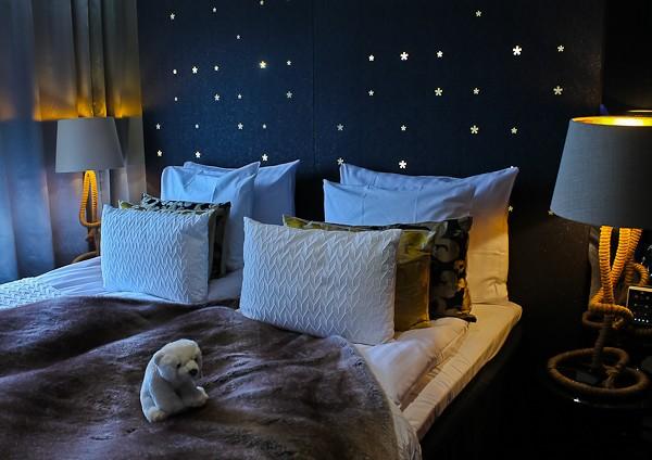 Arctic Lights bed