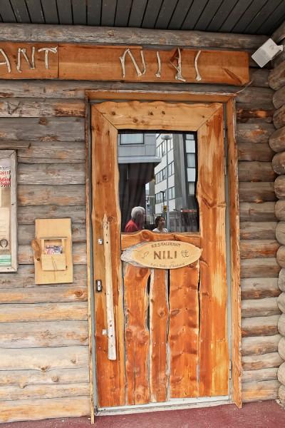 Nili whole front door