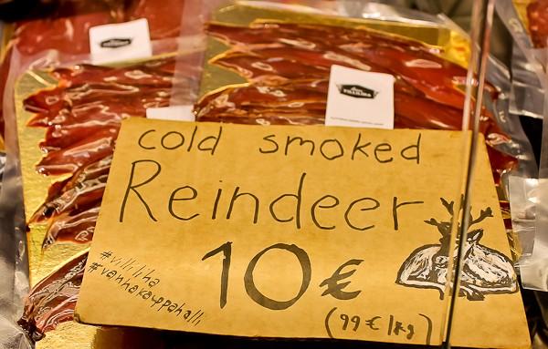 Smoked reindeer 2