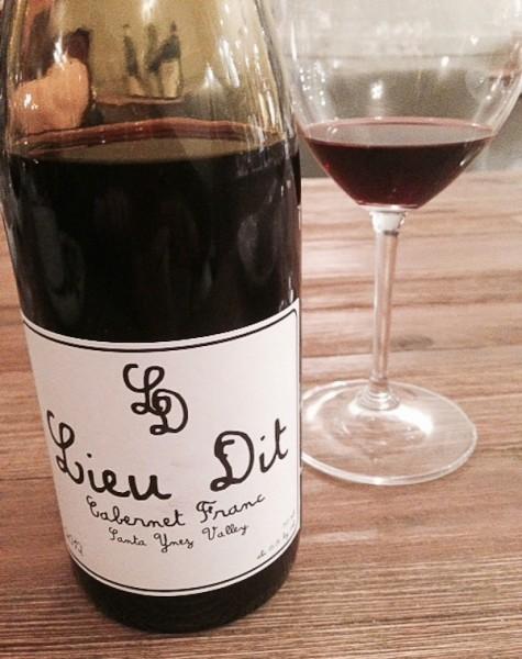 Elizabeth French wine