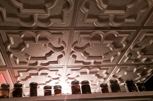 Elizabeth ceiling