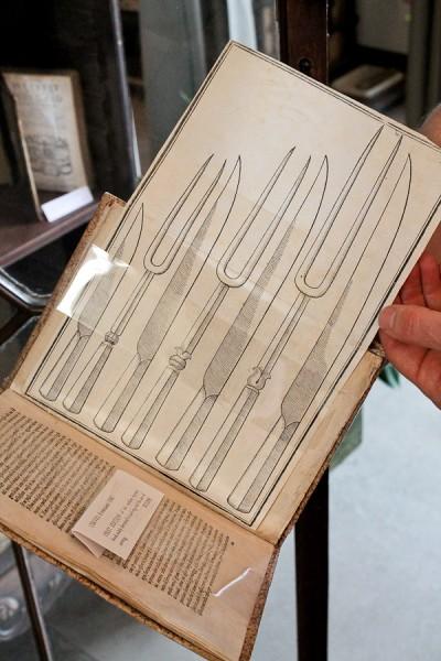 Ben Carving book