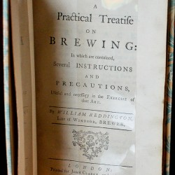 Brewing cookbook 1760