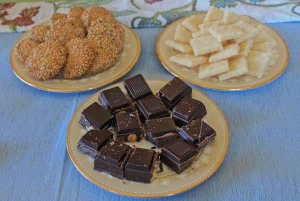 Point Reyes 3 desserts