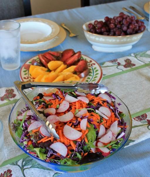 Point Reyes salad