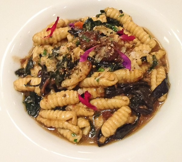 Allium House Cavatelli