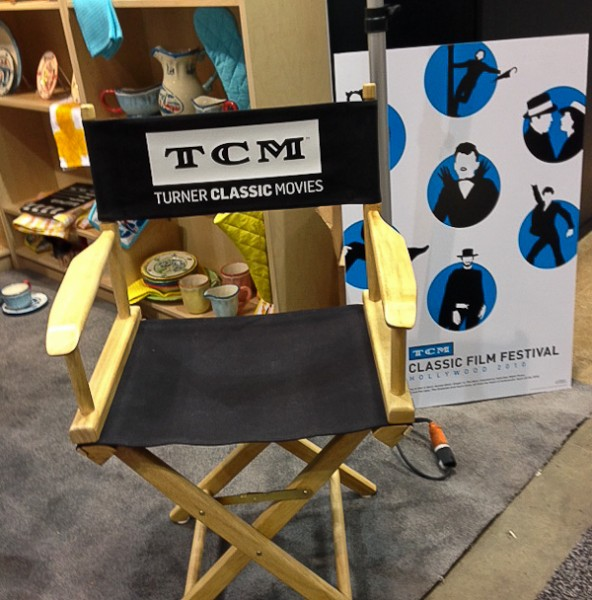 TCM director's chair