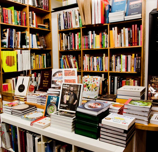 Cookbook Stores , Kitchen Arts & Letters , New York City