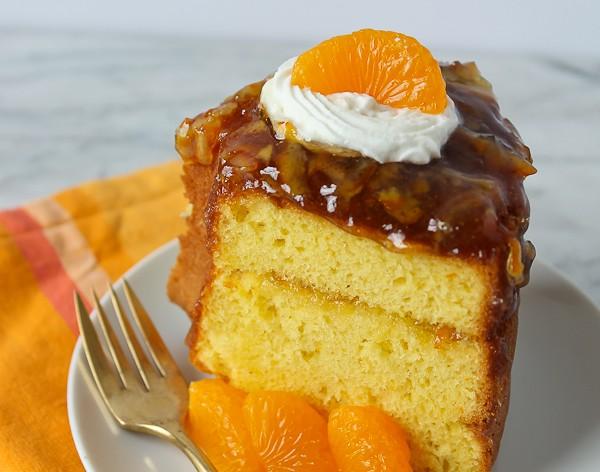 Sphere May 73 Sunshine Cake slice