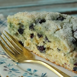 Blueberry Scones slice 1