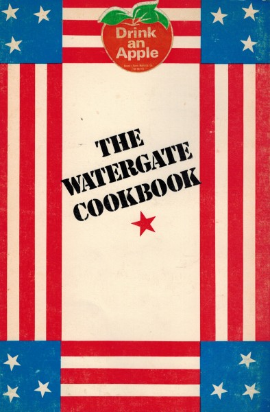 Watergate cookbook