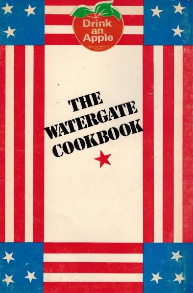 Watergate cookbook