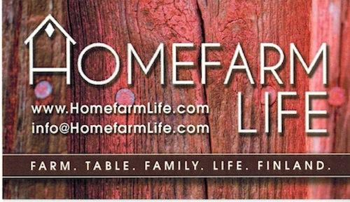 HomeFarm card