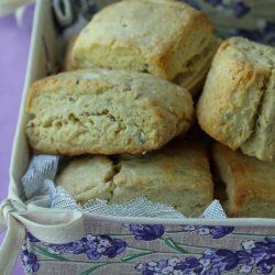 Lavender scones 4