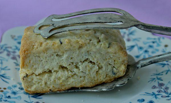 Lavender scones 7